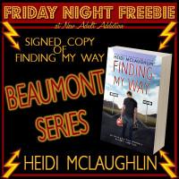 FRIDAY NIGHT FREEBIE – Finding My Way by Heidi McLaughlin