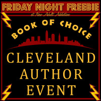 FRIDAY NIGHT FREEBIE: Cleveland Author Event Book of Choice