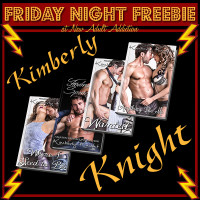 FRIDAY NIGHT FREEBIE: Signed B&S Series by Kimberly Knight