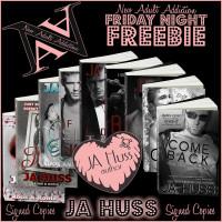 FRIDAY NIGHT FREEBIE: NINE Signed Paperbacks from JA Huss