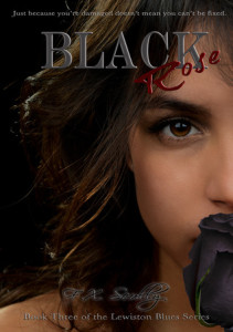 Excerpt and Review: Black Rose by F.X. Scully