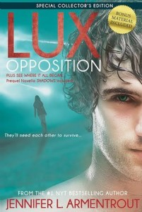 Release Day Launch & Giveaway: Opposition by Jennifer L. Armentrout