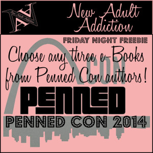 FRIDAY NIGHT FREEBIE: Any Three eBooks from Penned Con Authors