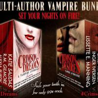 SPECIAL SALE: Crimson Desires: An Erotic Vampire Anthology