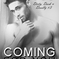 $15 GIVEAWAY and COVER REVEAL: Coming For You by JA Huss