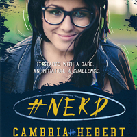 COVER REVEAL: #Nerd by Cambria Hebert
