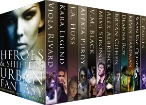 99 CENT SHIFTERS and PARANORMAL BOXED SET