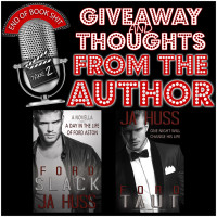 GIVEAWAY: End of Book Shit Ford and Ashleigh