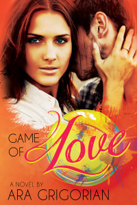 $25 GC Giveaway and Cover Reveal: Game of Love