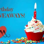 birthday giveaways