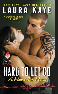 Giveaway and Release Day Blitz for Hard to Let Go by Laura Kaye