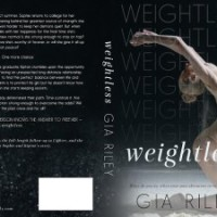 GIVEAWAY and COVER REVEAL: Weightless by Gia Riley