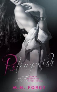 Release Day Blitz for Relinquish by M.N. Forgy
