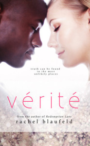 I'm Sorry and YOU have to READ this…Verite by Rachel Blaufeld