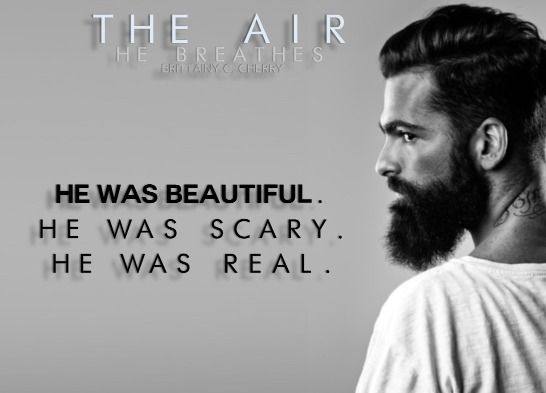 The Air He Breathes Book