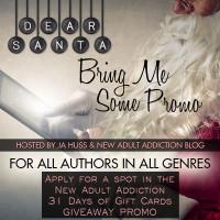 DEAR SANTA: Bring Me Some Promo Sign-up Form