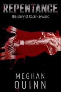 COVER REVEAL: Repentance by Meghan Quinn