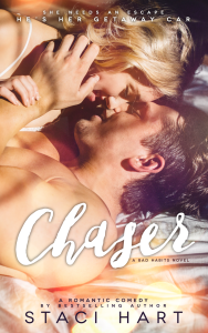 Cover Reveal: Chaser by Staci Hart