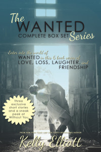 SALE!!!! Happy Anniversary SALE for the Wanted series by Kelly Elliott