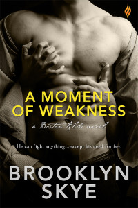 GC Giveaway and Release for A Moment of Weakness by Brooklyn Skye