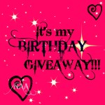 bday giveaway