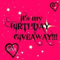 Birthday Giveaway!