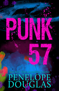 GIVEAWAY Cover reveal for Punk 57…by Penelope Douglas