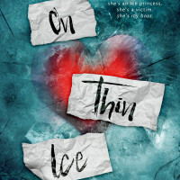 Cover Reveal: On Thin Ice by Carrie Aarons
