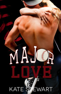 Major Love by Kate Stewart is LIVE! Happy Release Day!